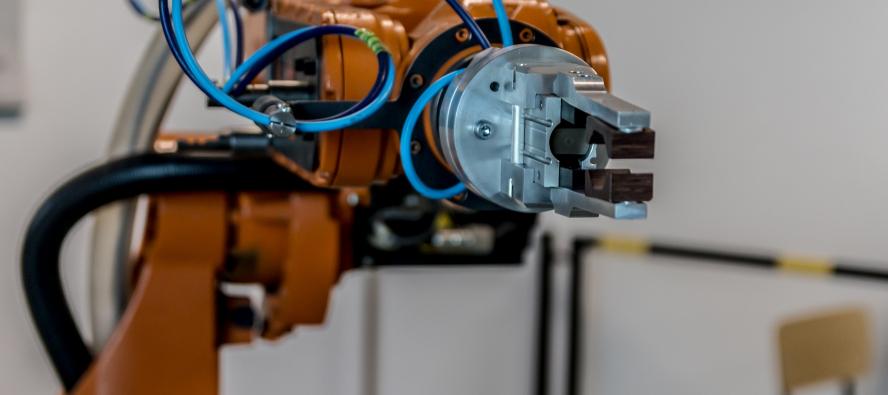 FAULHABER Robot arm