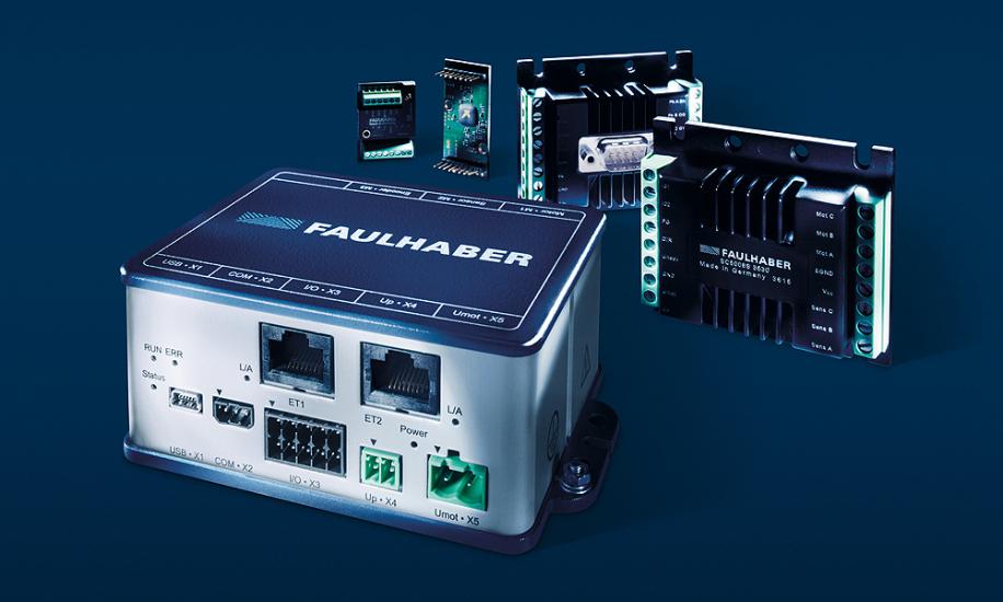 FAULHABER Drive Electronics Range
