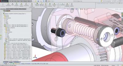 EMS Solidworks Design